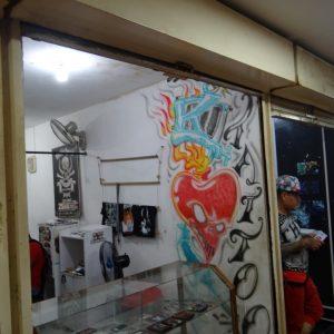 Carlos Tattoo  – Local 105