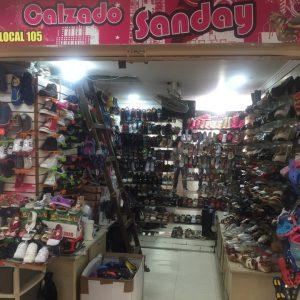 Calzado Sanday – Local 105