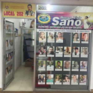 Nuevo Vivir Sano – Local 202