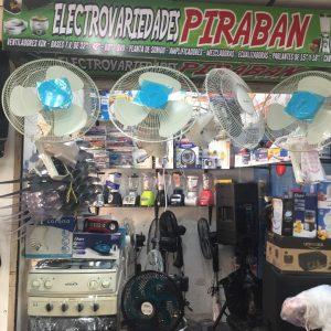 Electrovariedades Piraban – Local 310