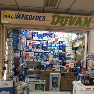 Variedades Duvan – Local 316