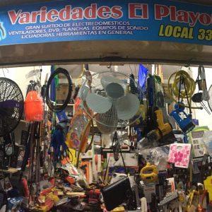 Variedades El Playon – Local 338