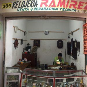 Relojeria Ramirez – Local 385