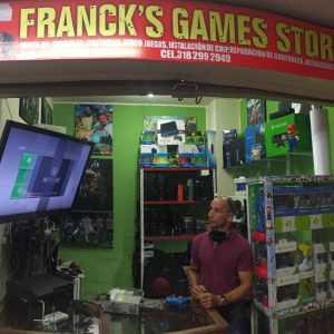 Franck's Games Store  – Local 386